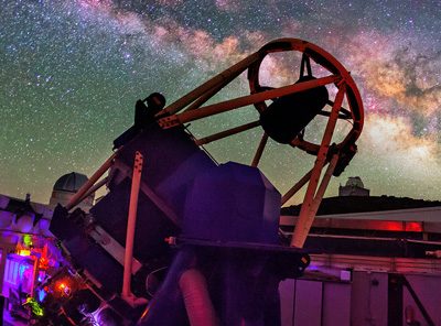 Image of Liverpool Telescope